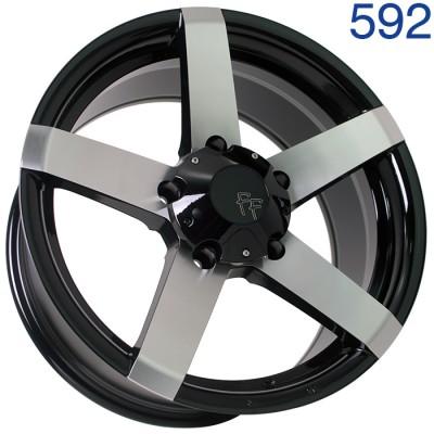 Flow Forming диск Sakura Wheels YA9537 18x8.5/5x150 ET35 DIA110.1  арт. 592