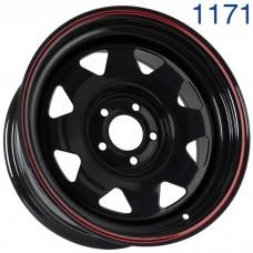 Литой диск Grizzly SW01 16x7/5x114.3 ET0 DIA73.1