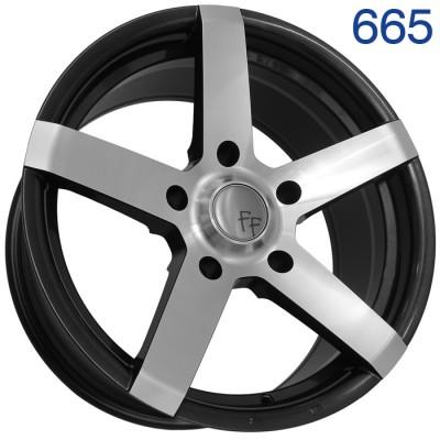 Flow Forming диск Sakura Wheels YA9537 18x8.5/5x150 ET35 DIA110.1 BF-P арт. 665