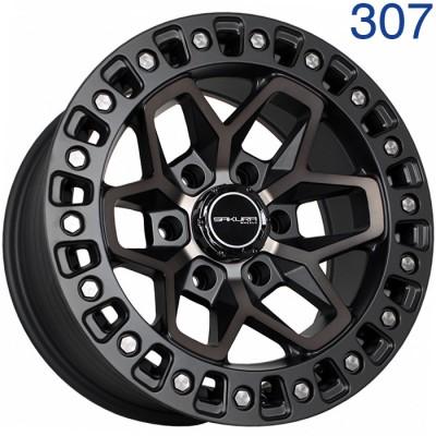 Flow Forming диск Sakura Wheels DA2835 17x9/6x139.7 ET0 DIA110.5  арт. 307