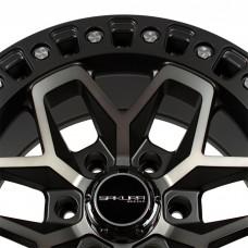 Flow Forming диск Sakura Wheels DA2835 17x9/6x139.7 ET0 DIA110.5