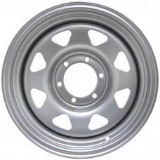 Стальной диск Grizzly SW01 16x8/6x139.7 ET-20 DIA110.1