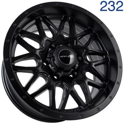 Литой диск Sakura Wheels DR2734 17x8/6x139.7 ET10 DIA110.5  арт. 232