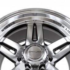 Литой диск Sakura Wheels R3917 16x9/6x139.7 ET-30 DIA110.1
