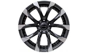 Стильные диски Sakura Wheels R9546B или WALD? Цена решает!