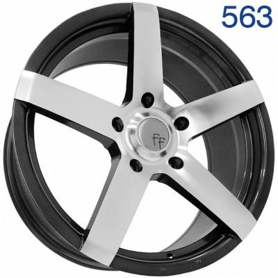 Flow Forming диск Sakura Wheels YA9537 20x9.5/5x150 ET40 DIA110.1 BF-P арт. 563