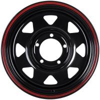 Стальной диск Grizzly SW01 16x8/5x139.7 ET0 DIA108.5